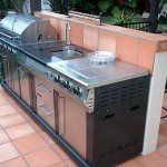 Normal Heights Outdoor Kitchen